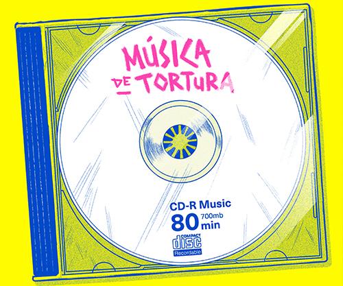 Guiones para películas que no existen, vol. 1: Música de tortura